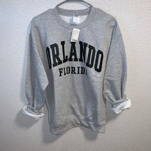 NWT Orlando Florida sweatshirt!